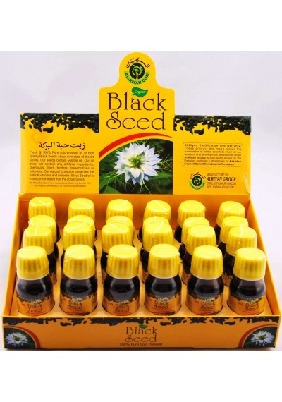 Black Seed Oil (24 Pcs) - 1 ozn
