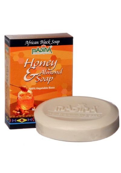 Honey and Almond Soap (12 pcs)